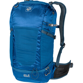 Jack Wolfskin Kingston 22 Sac, electric blue